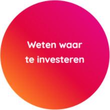 Weet waar te investeren